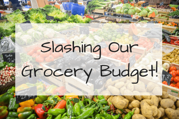Grocery Budget Challenge – August 2018
